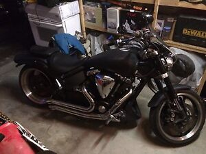 2007 Yamaha road warrior Cambridge Kitchener Area image 2