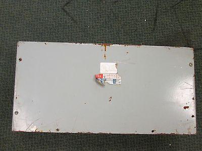 Cde Cornell Dubilier Power Capacitor 25kvar 480v 3ph 60hz Used