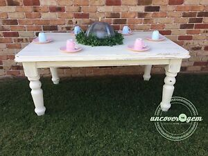 Farmhouse dining table Redland Bay Redland Area Preview