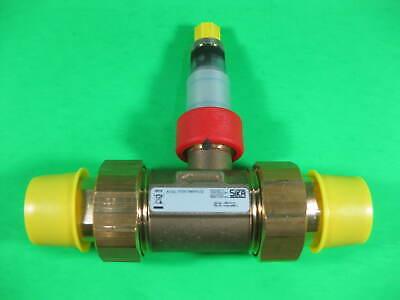 Sika Turbine Flow Meter Type Vth25 Ms-180ve -- Vt2511mappli02 -- New