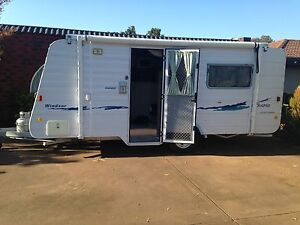 2003 Windsor Rapid Caravan Parafield Gardens Salisbury Area Preview