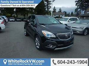 2014 Buick Encore Premium Emergency Communication System, Mem...