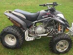 national 350 racing ATV