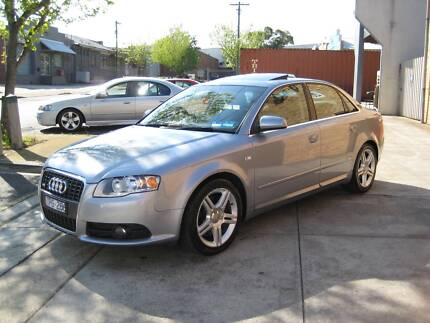 2005 Audi A4 B7 2.0T S LINE QUATTRO AUTO SUNROOF/LEATHER A1