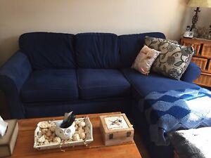 Sectional couch and lazy boy recliner for sale