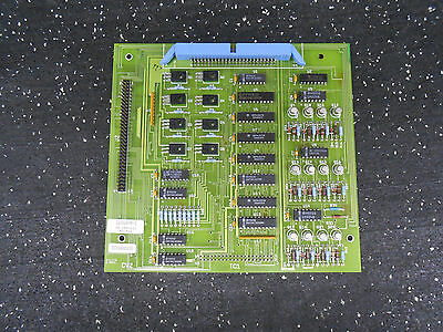 Accuray Abb 125S2698 1 Keyboard Drive Board
