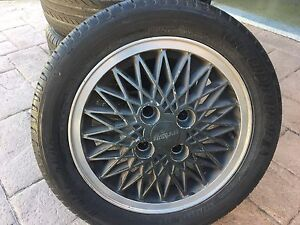 Nissan R31 Wheels & Tyres Scarborough Redcliffe Area Preview