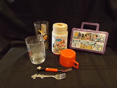 Lot of Mickey Mouse items - Mickey Mouse Items