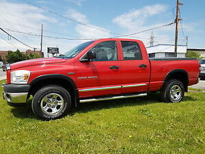 2007 Dodge Power Ram 1500 4X4 !!! SHOW ROOM CONDITION !!!