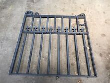 Federation style steel gate 960 wide x 910 high. Croydon Burwood Area Preview