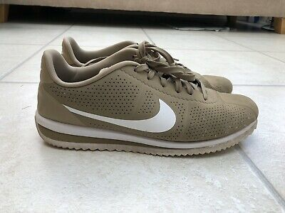 Nike Cortez Ultra Moire - UK 9 - Khaki - Rare Colourway