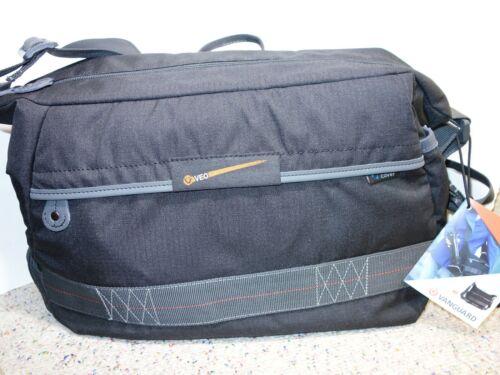 Vanguard VEO 37 Shoulder Camera Messenger Bag (Black) NEW!
