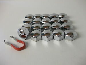 Peugeot 407 Wheel Nut Covers Ebay