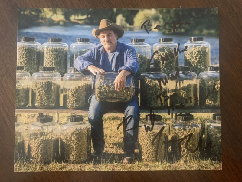 JIM BELUSHI signed 8X10 Photo Autographed According To Jim Blues Brothers