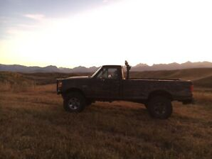 1990 Ford F-250 hunting/bogger