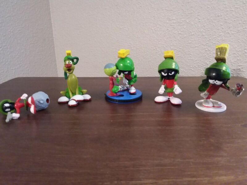 Marvin the Martian Applause Figurines Collection