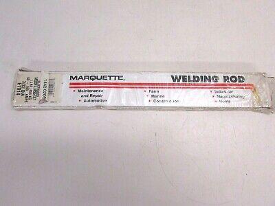 New Marquette E7014 332 Arc Welding Electrodes 1 Lb 1440-0205