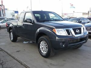 2014 Nissan Frontier SV 4X4 |4.0L V6|KING-CAB|BLUE-TOOTH
