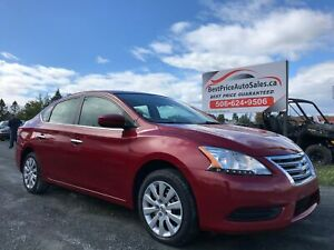 2013 Nissan Sentra 1.8 S! CERTIFIED! AUTO! WE DELIVER!