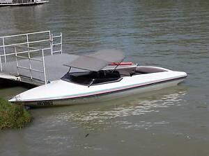 Sterling Camero Pintara Chev Ski Boat Wakeboard Boat Rostrevor Campbelltown Area Preview