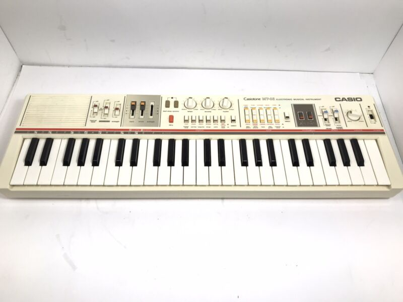 CASIO CASIOTONE MT-65 KEYBOARD TESTED AND WORKING