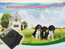 Electronic Pet Fencing System. Electronic Dod Fencing System Cooroy Noosa Area Preview