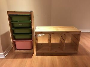IKEA - Trofast toy storage