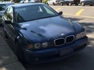 Bmw 2003 530i for sell