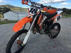 2012 KTM 85 big wheel for sale Tamworth Surrounds Preview