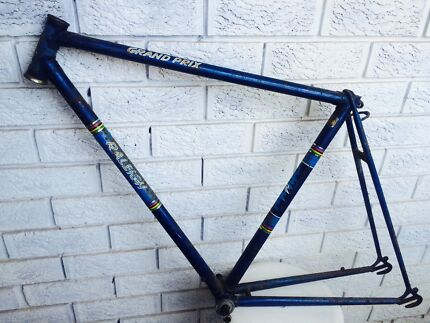 Vintage Raleigh Road Bicycle Bike Frame 70s 1970s Retro Used England  Marrickville Marrickville Area Preview