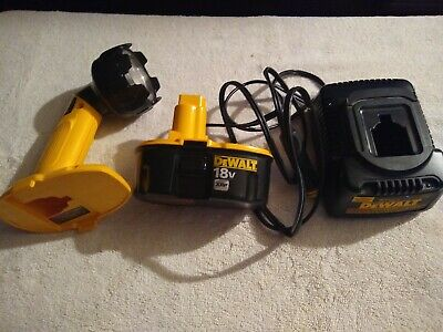 Dewalt Dw9109 18v Battery Light Vehicle Charger