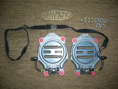 K2 Clicker Step On Snowboard Bindings - Excellent Condition!!!