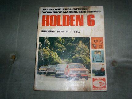 As new gregorys service manual for 6 cylinder ht hg hk kingswood holden hk ht hg workshop repair manual sciox Gallery
