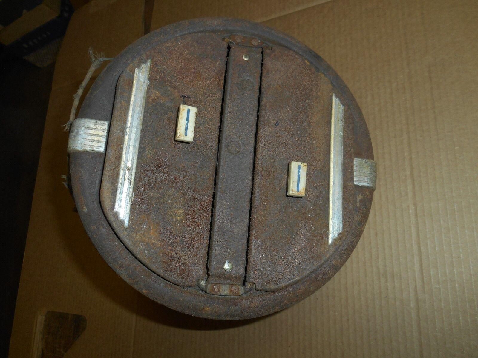 1937   Chevy   GM Harrison heater