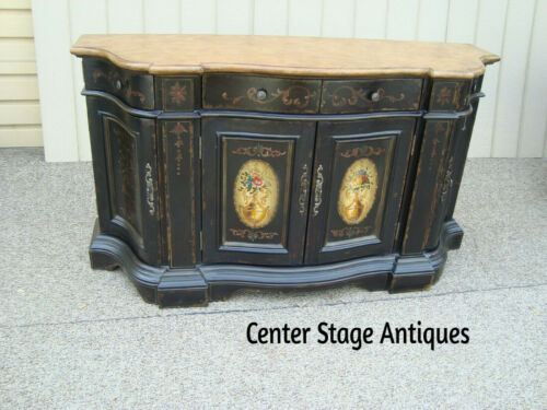 60030 BROYHILL CONTINENTS  Decorator Credenza Buffet Sideboard