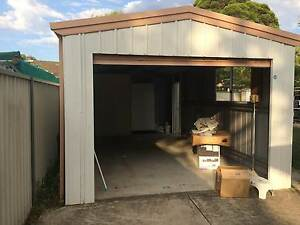 Garage shed Macquarie Fields Campbelltown Area Preview