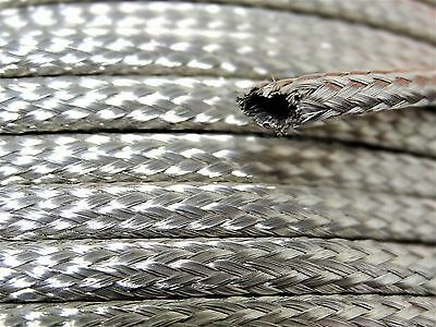 - Tubular Braided Shield Tinned Copper Wire 1/4