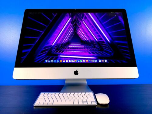 ULTIMATE Apple iMac 27 | 3.7GHZ TURBO | 16GB RAM | 1TB HDD | OS2017 | WARRANTY