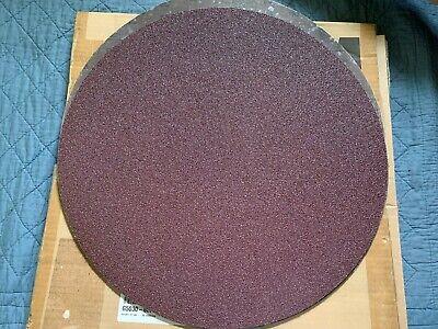 20 Floor Sanding Disc 36 Grit 5 In Box 3m