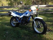 Yamaha TW200 classic Clarence Town Dungog Area Preview