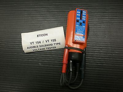 Etcon Vt154 Audible Solenoid Type Voltage Tester- 2pcs