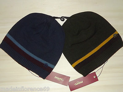 SCONTO 20% MERC LONDON STYLE CAPPELLO REVERSIBILE BERRETTO CASUAL HAT KESWICK