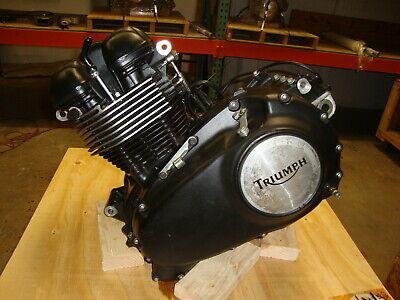 05 TRIUMPH SPEEDMASTER 865 ENGINE, MOTOR, 21,807 MILES, VIDEOS INSIDE #1204-TS