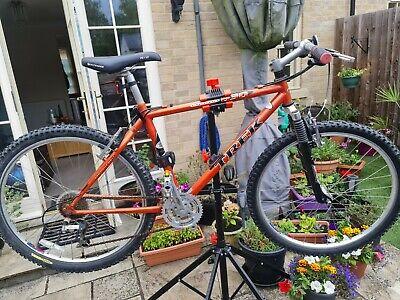 Trek Mountain Bike 830 Singletrack Orange