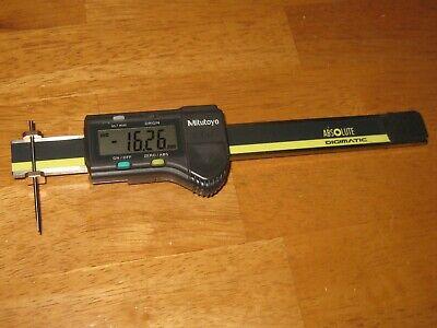 Mitutoyo 572-212-20 Digital Scale Unit4 Inhorizontal 100mm Sd-4 Dx Sn 1100479
