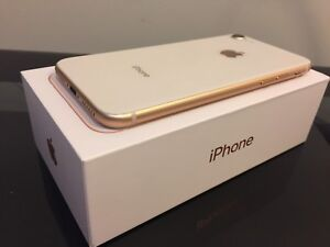 IPHONE 8, 10/10 CONDITION, UNLOCKED-ANCASTER