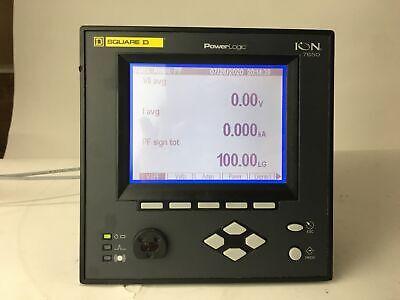 Square D Powerlogic 7650 Series Energy Management System