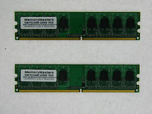 2GB (2 x 1GB) DDR2 PC2-6400 Memory for HP DC7600 DC7700 DC7800 DC7900 RAM