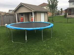 2 year old trampoline