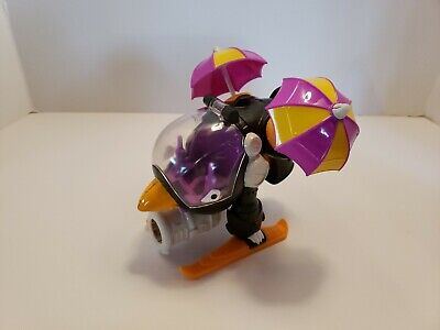 Fisher-Price Imaginext DC Super Friends The Penguin Copter Helicopter Comics